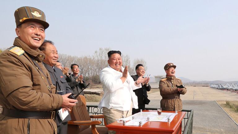 كوريا الشمالية تطلق صواريخ كروز قصيرة المدى في البحر