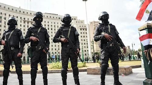 الداخلية المصرية: الخلية الإرهابية خططت لشن هجمات تزامنا مع الأعياد المسيحية