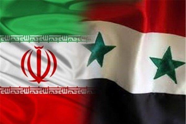 حوار ايراني_سوري يتناول إنشاء مناطق صناعية وتجارية حرة مشتركة