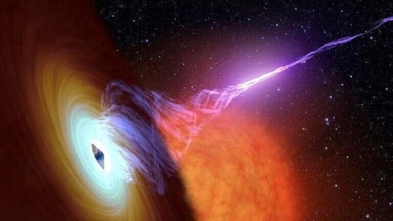 علماء الفلك الروس يكتشفون أقوى انبعاث لأشعة غاما في الكون