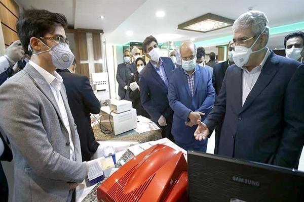 الاعلان عن 6 منتجات إيرانية لمكافحة كورونا