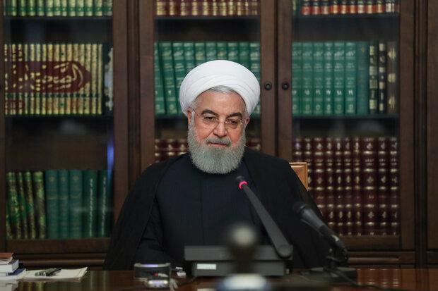 روحاني يدعو لبروتوكولات صارمة بشأن الرعايا الأجانب والمقيمين الإيرانيين في الخارج