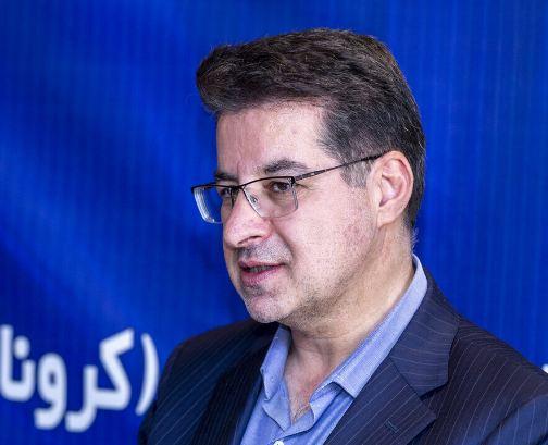 معالجة مريضين مصابين بكورونا باسلوب التروية الدموية في ايران