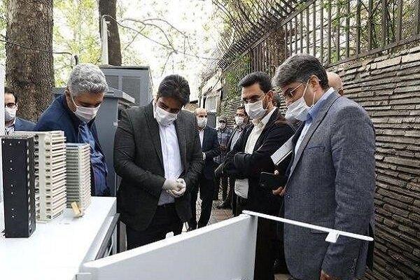 إستبدال شبكة الانترنت المنزلية في طهران بأخرى تفوقها سرعة بأربعة أضعاف