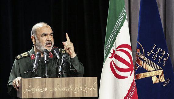 قائد الحرس الثوري: سنرد بقوة وحزم على اي تهديد في الخليج الفارسي