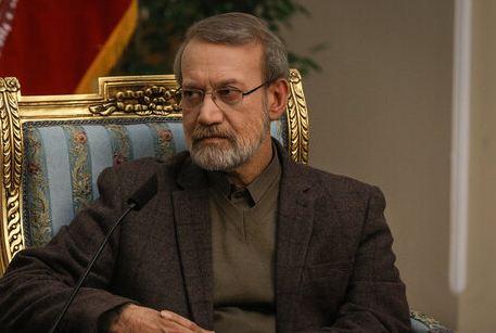 لاريجاني: الحرس الثوري رصيد أبدي لا ينفد للشعب الإيراني