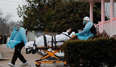 توقعات بوصول عدد وفيات كورونا في الولايات المتحدة إلى 123 ألف حالة خلال شهر