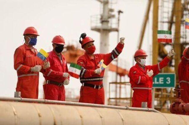 ناقلة الوقود الايرانية الخامسة والاخيرة تصل المياه الفنزويلية اليوم