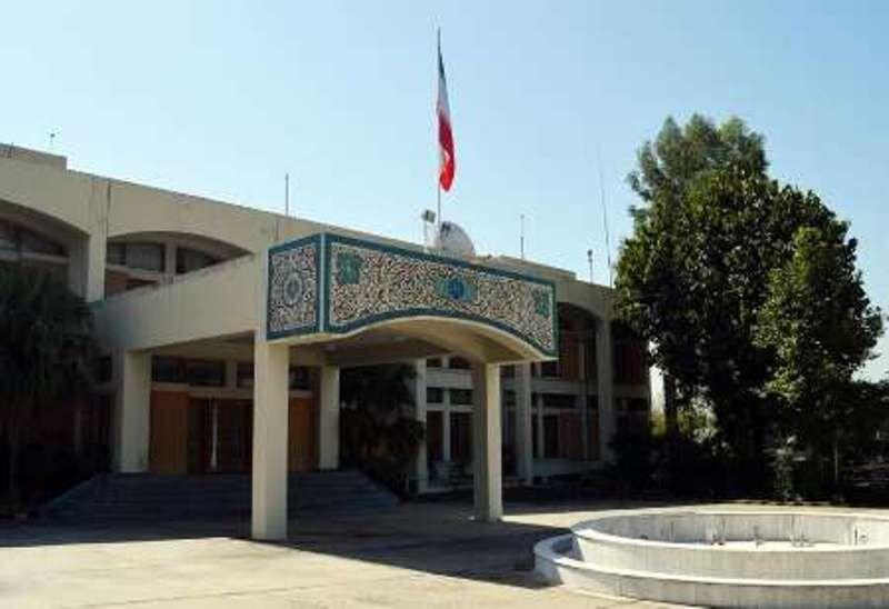 السفارة الايرانية في باكستان: انتهاك حرمة الاماكن المقدسة للمسلمين مؤامرة صهيونية