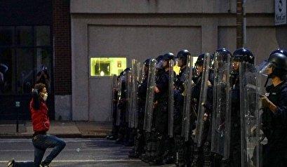 وزير الخارجية الألماني يصف الاحتجاجات في أمريكا بالمشروعة