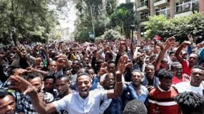 166 قتيلا بينهم أفراد شرطة خلال احتجاجات وأعمال شغب في أثيوبيا