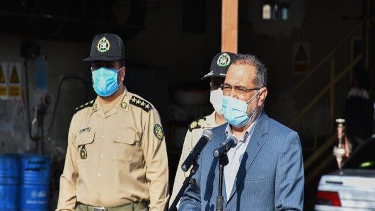 الجيش الايراني عبّأ كل امكانياته في سبيل مكافحة فيروس كورونا