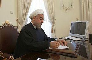 روحاني يؤكد استعداد إيران لارسال المساعدات الطبية والدوائية الى لبنان