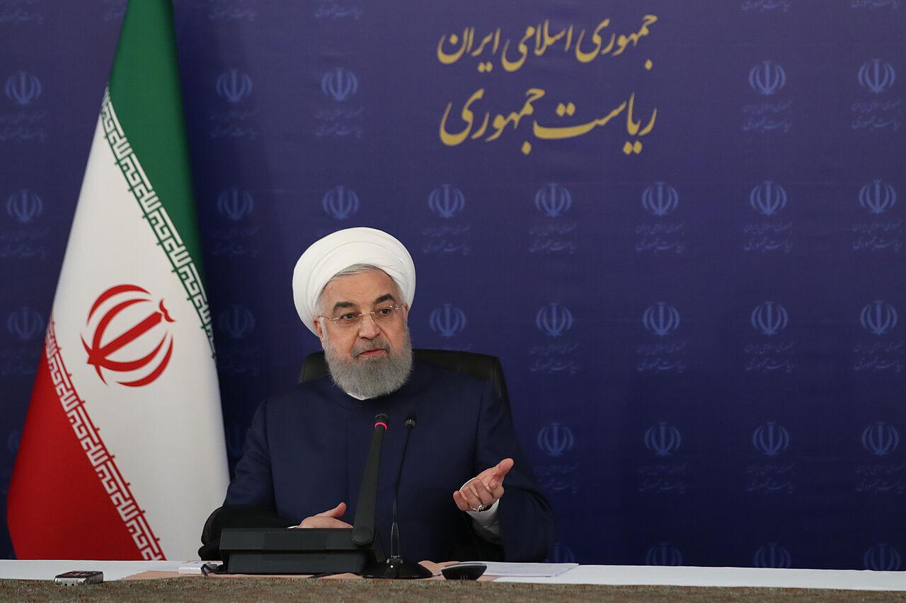 روحاني: إيران رائدة الديمقراطية في المنطقة