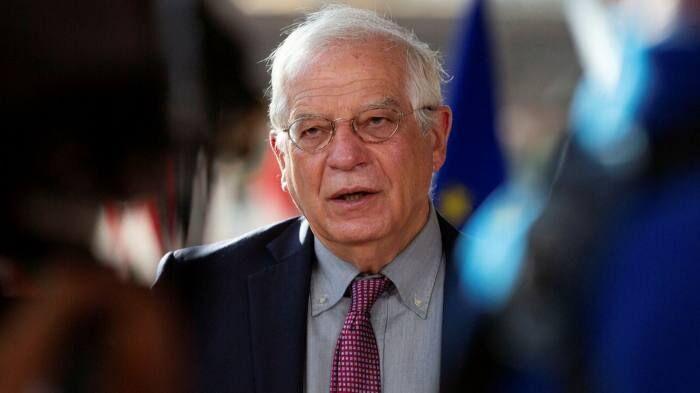 بوریل: رفع الحظر عن إیران مستمر حسب الاتفاق النووی