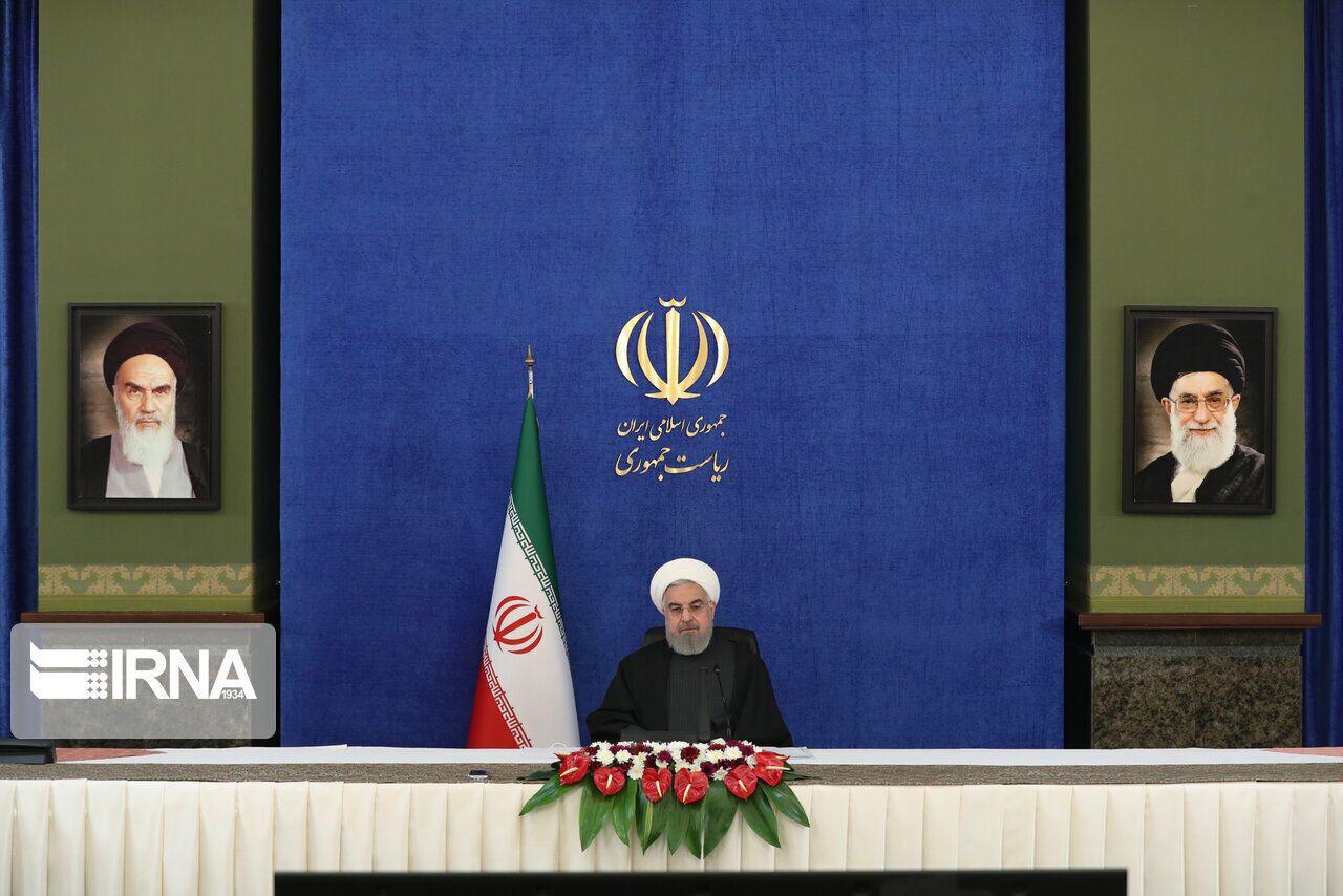 روحاني : اذا نفذت امريكا تعهداتها سنعمل بالتزاماتنا
