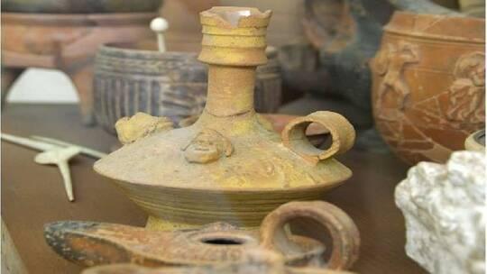 علماء الآثار يعثرون على أنقاض قاعة العرش لأول إمبراطور صيني