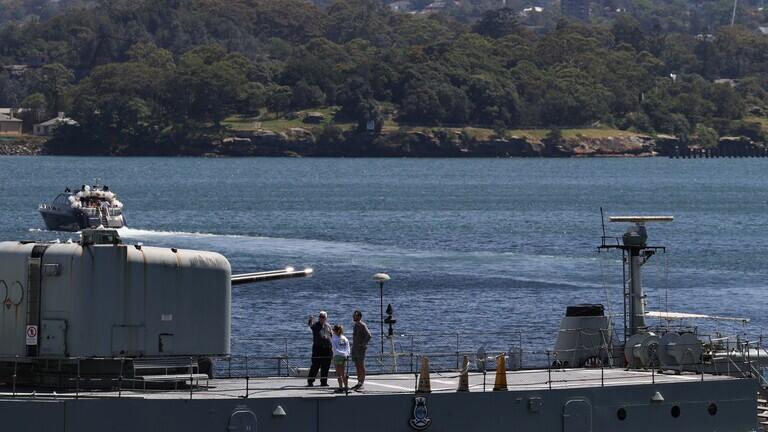 أستراليا تنفق 700 مليون دولار لتطوير أسلحة جديدة للقوات البحرية