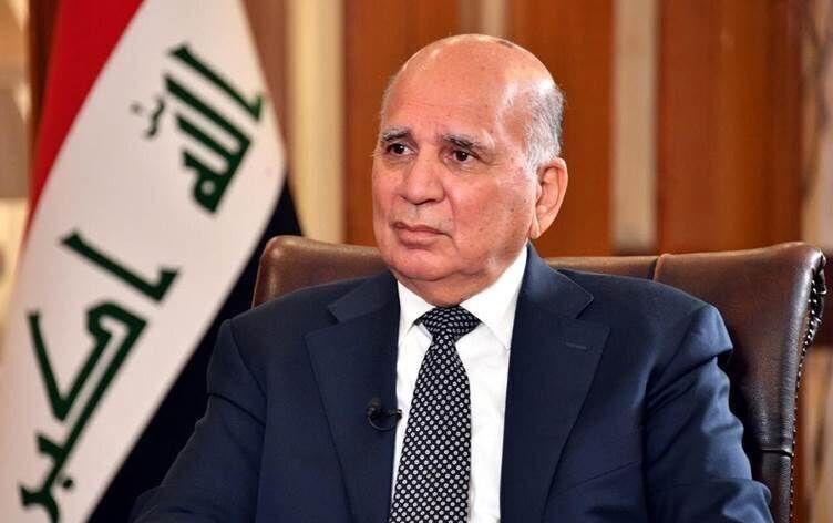 وزير الخارجية العراقي يصل إلى طهران