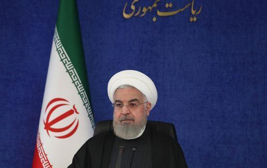 الرئيس روحاني: الاعتراف الامریکی بفشل الحظر وسياسة الضغط على ايران، يمثل نجاحا كبيرا