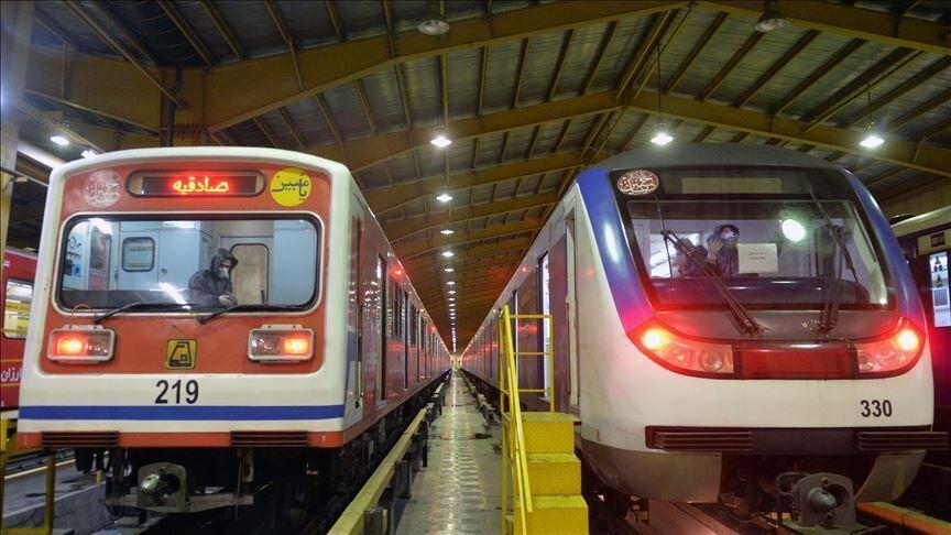 مصدر مسؤول: مترو طهران ضمن الأفضل في آسيا من حيث طول الشبكة