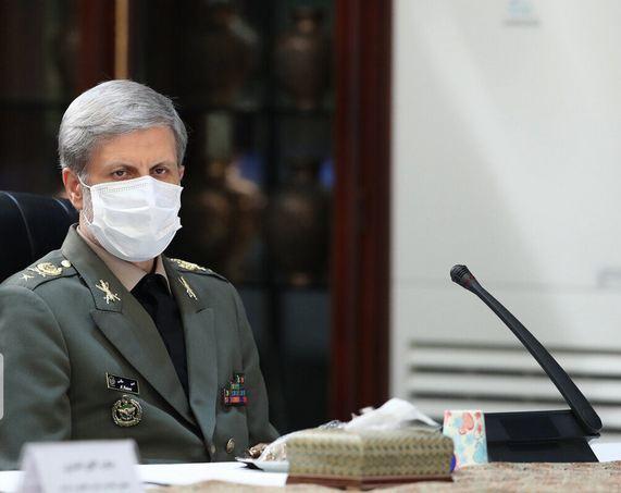 وزير الدفاع: الكيان الصهيوني منبوذ في المنطقة
