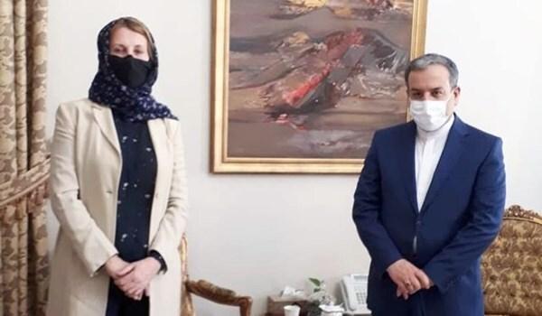 عراقجي: إذا كانت اميركا جادة في مزاعمها بالعودة إلى الاتفاق النووي فالتعود للاتفاق
