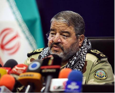 العميد جلالي: لا خيار أمام العدو سوى قبول إيران النووية