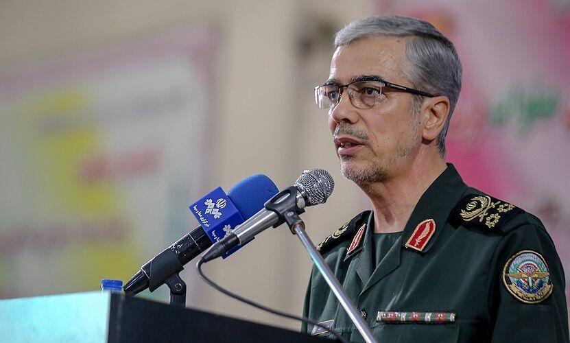اللواء باقري: سياسة إيران الاستراتيجية هي رفع الحظر بشكل كامل