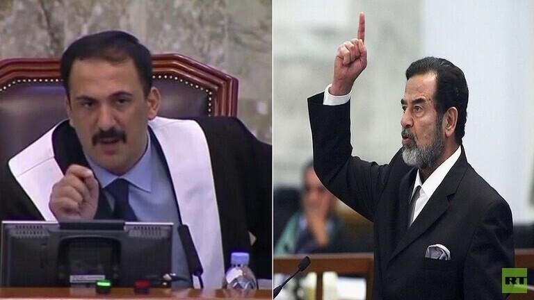 وفاة قاضي محاكمة صدام حسين بفيروس كورونا