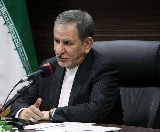 جهانغيري: الانتخابات فرصة اخرى لاظهار قدرة ايران في العالم