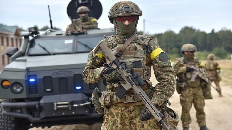 أوكرانيا تعلن إجراء مناورات عسكرية مشتركة مع الناتو
