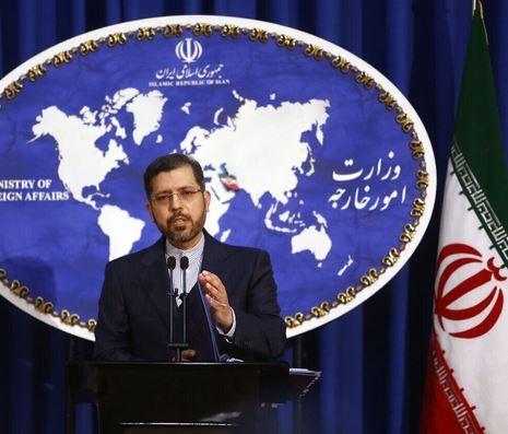 خطيب زاده: تم اطلاع المنظمة الدولية للملاحة البحرية على مهمة السفينة التجارية الإيرانية