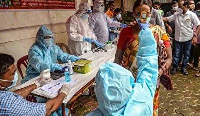 الهند تسجل أكثر من 115 ألف اصابة في يوم واحد