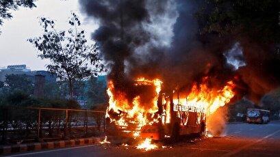 احتراق العشرات أحياء بحادث سير في الكونغو الديمقراطية