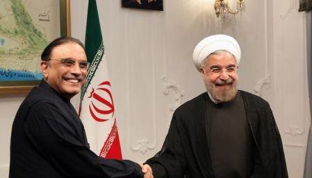 Rouhani/Zardari