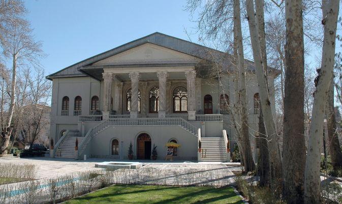 Enjoy history and cinema at Film Museum of Iran
