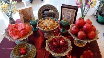 Iranians celebrate longest night of year 'Yalda'