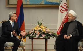 Iran, Armenia stress widening economic fields