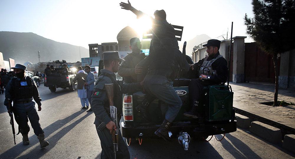 Afghan police arrest some 600 suspected criminals, foil 8 explosions in Kabul