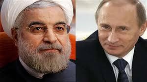 Rouhani condoles with Putin over Russian plane crash