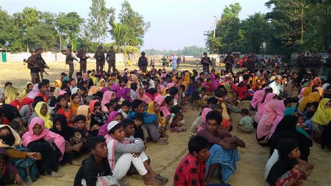Bangladesh urges Myanmar to end violence against Rohingya Muslims
