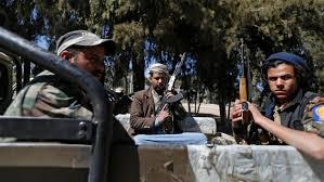 Yemeni forces, Saudi-backed militants clash near Bab al-Mandeb