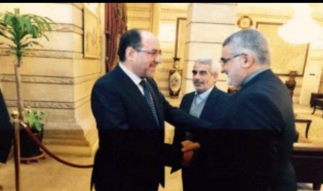 Iran lawmakers meet Iraqi president, vice president