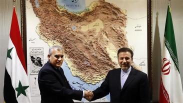 Iran, Syria sign major economic deals