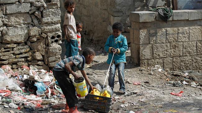 Shortage of food, medicine taking heavy toll on Yemeni children: UN