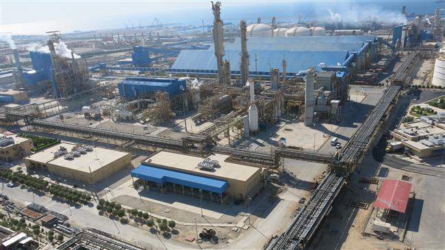 Naphtha export brings Iran closer to milestone