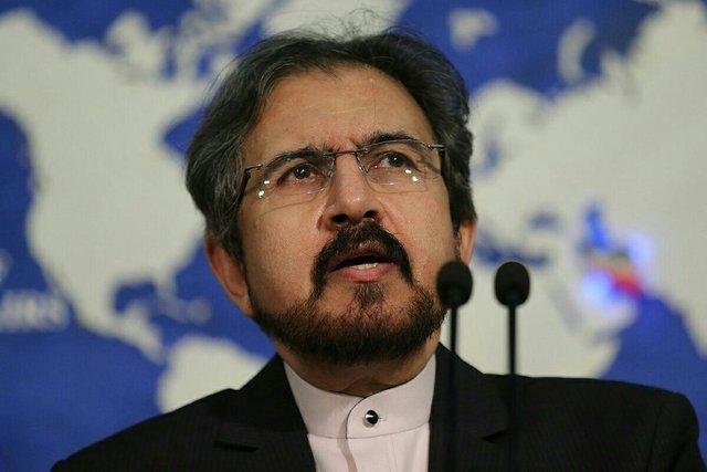 Iran calls UK official's remarks 'injudicious'