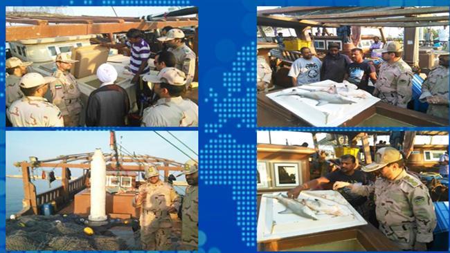 Iran arrests 21 trespassing fishermen in Persian Gulf