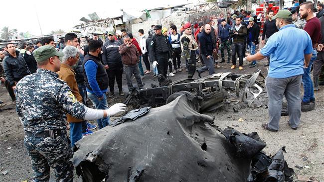 Violence killed at nearly 7,000 Iraqi civilians in 2016: UN